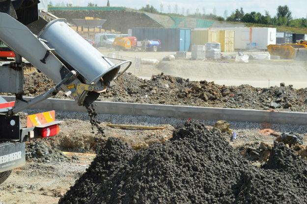 Тощий бетон гэсн шумоизоляция в бетоне